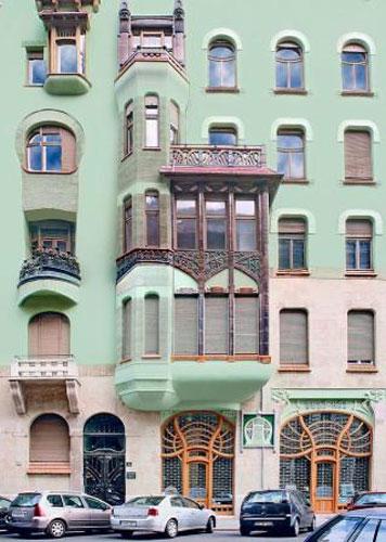 Hungarian Art Nouveau Museum